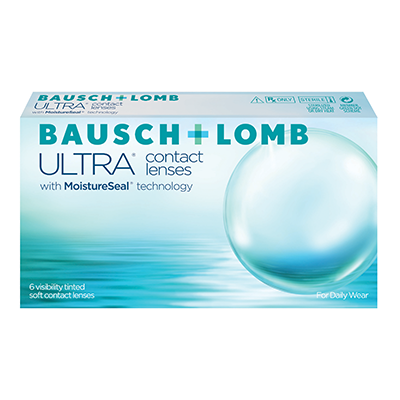 bausch lomb ultra contact lenses